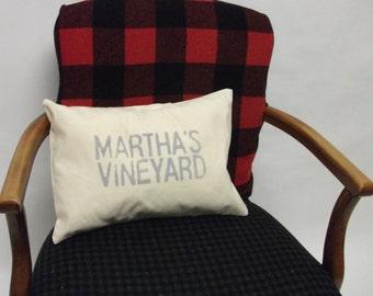 Handmade Martha Pillow