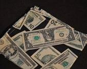Reusable  Money Lunch Napkin