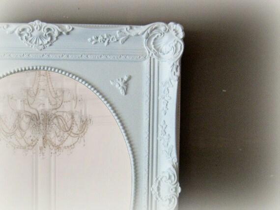 Antique Mirror, Shabby Chic Mirror