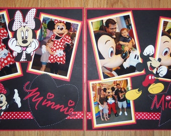 premade.scrapbook pages