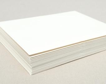"Ivory Invitation Envelopes / Set of 20 A7 5.25""x7.25"" Envelopes / 5x7 Off-White Invitation Envelopes"
