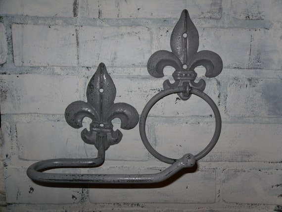 Https Www Etsy Com Listing 108112660 Bathroom Decor Fleur De Lis Tissue