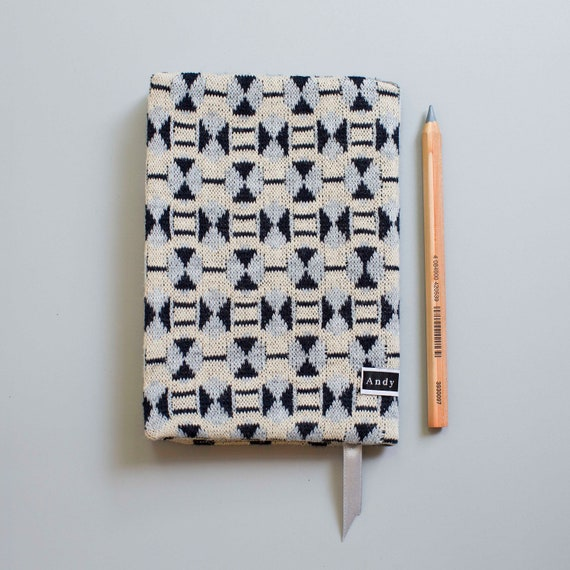 Notebook, mini notebook, Geometric Pattern