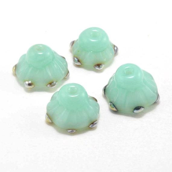 Opal Cappers : Handmade Glass Beads