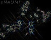Abstract Star Way Background - Digital Picture Photo wallpaper image Download