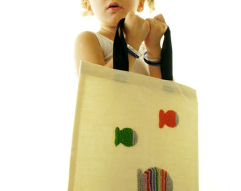 Tote bag for kids