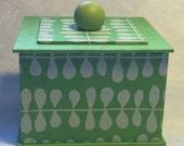 Decorative Sunny Handmade Box