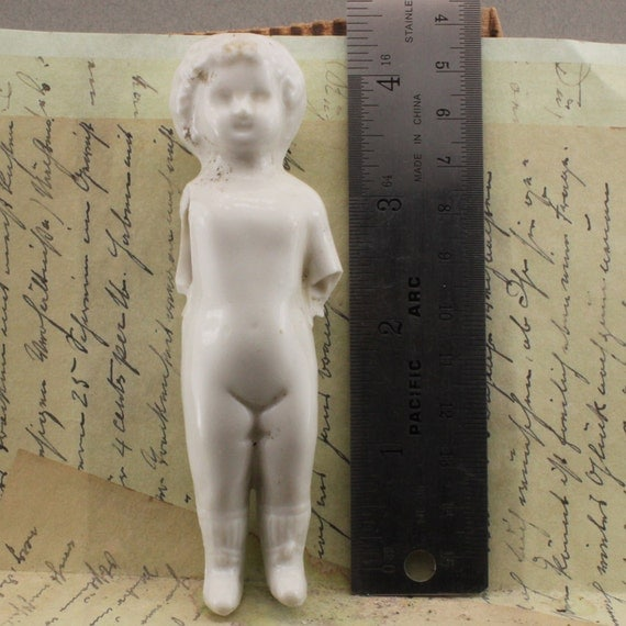 Antique Doll from Germany Collectible Damaged