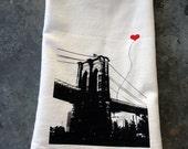 Brooklyn Lover's Tea Towel