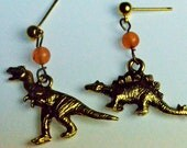 Dinosaur-Us Earrings