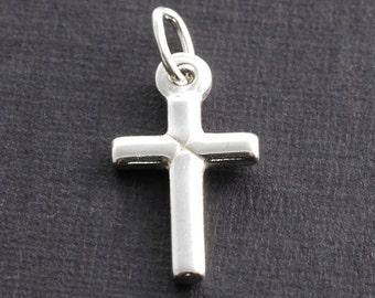 Add a Charm - Small Cross 11mm x 8mm