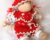 Waldorf doll Anisia