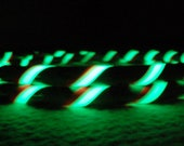 Add GLOW in the dark tape to any custom hoop: NOT a ROLL of tape