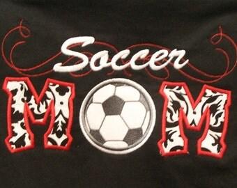 Soccer Mom Shirt Soccer Team Shirt