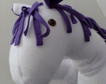 Stuffed Plush Pegasus Stuffed Animal Divine Horse Stuff Toy