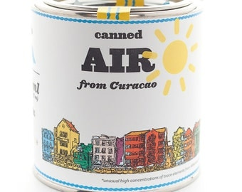 Original Canned Air From Curacao
