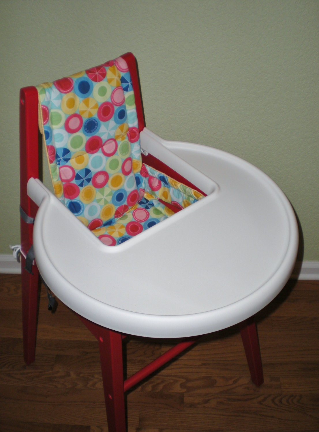 pattern for cushion cover for ikea bl mes highchair. Black Bedroom Furniture Sets. Home Design Ideas