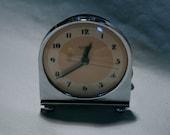 Vintage 1930s Hammond Grenadier Electric Alarm Clock (working except for Alarm)