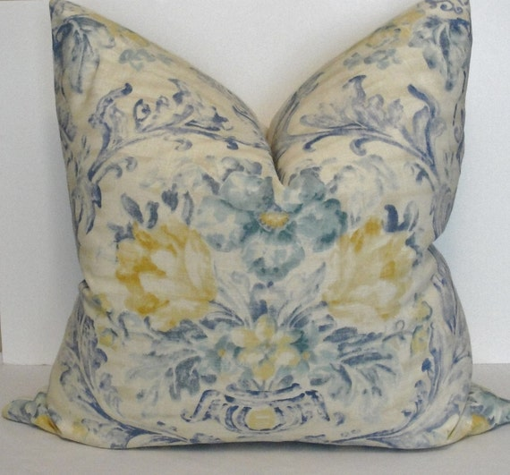 European Decorative Pillows : KRAVET EURO SHAM European Decorative Designer Pillow Cover