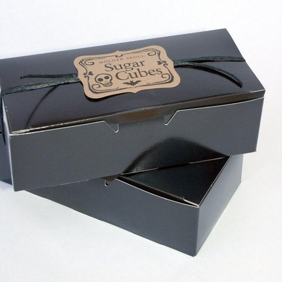 Bulk Sugar Cubes 2 Boxes - 72 Sugar Cube Skulls