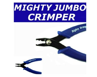 5 1/4 Inch Long Mighty Jumbo  Crimper  -  MJC01