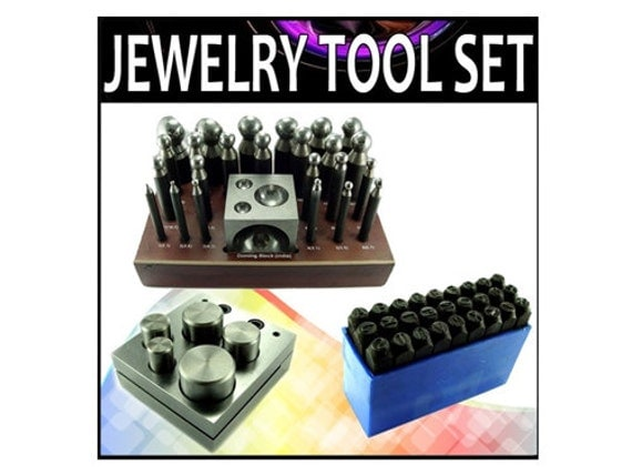 Mazbot Professional Grade Dapping and Stamping Kit