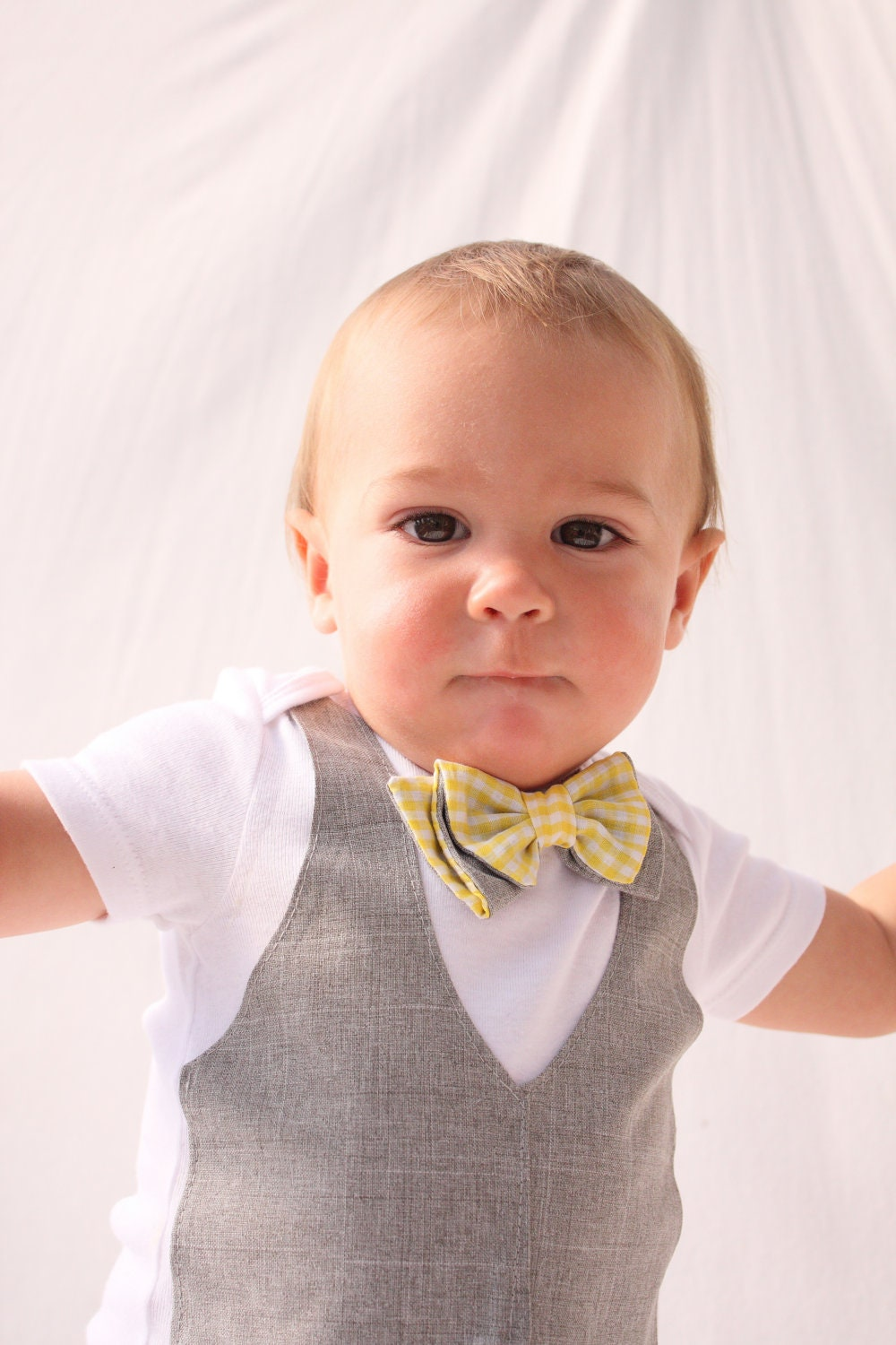 Baby Boy Easter Shirt Bow Tie Shirt Baby Boy Photo By
