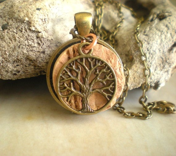 Cork Jewelry: Unavailable Listing On Etsy