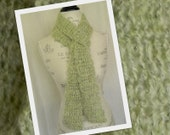 Symphony Crochet Scarf - Handmade - Ready to Ship