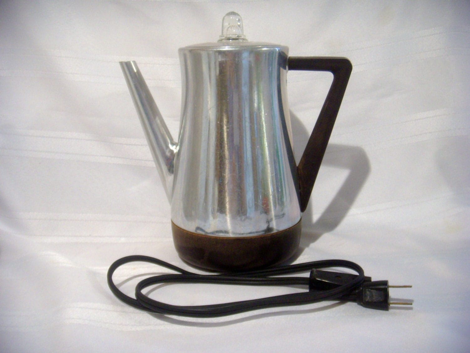 West Bend Coffee Maker Percolator : Vintage West Bend Flavo-Matic Coffee Pot Percolator from the
