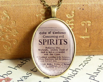 Spirits - Vintage Necklace