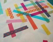 Washi Tape in Beige, Washi by Rashida Coleman Hale for Timeless Treasures, 1 Yard