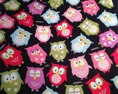 Owls Sleeping Tote Bag