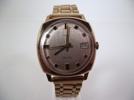 Vintage Timex Electric 56