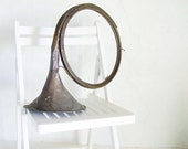SALE Hunting horn Vintage French Country Decor