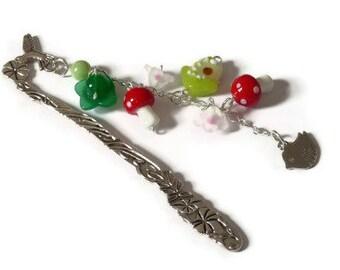 Magical Hummingbird Bookmark