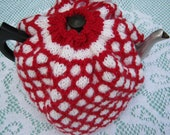 Tea Cozy - Hand Knit