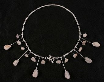 Stonewear Sterling Silver Barbarian Necklace Choker