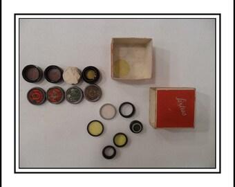 Vintage Lens Lot