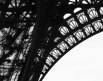 Eiffel Tower, Paris Wall Art, Paris Photos, Paris Prints, Eiffel Tower Photography, Black and White Photography, Paris Wall Decor,