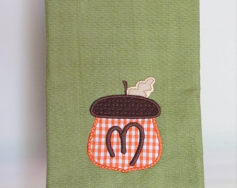 Acorn Kitchen Towel