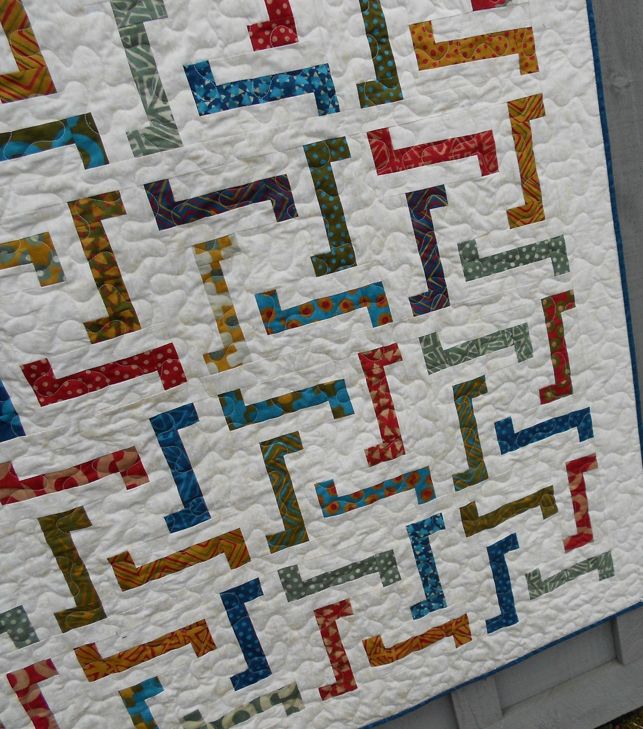 Quilt Pattern Pdf Instant Download Jiggles Layer Cake