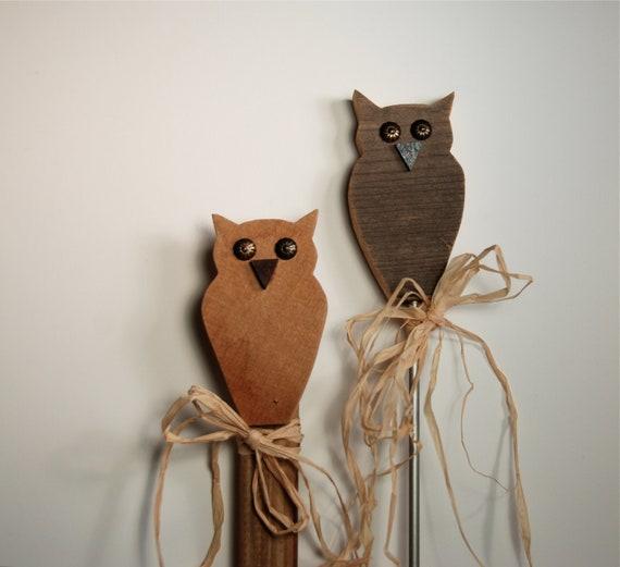 Garden Stakes 2 Hoots Owl