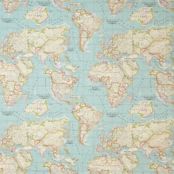 Map fabric world map fabric fabric map of the world world map fabric world map fabric fabric map of the world world fabric mint blue fabric fabric map world fabric yardage blue map fabric gumiabroncs Choice Image