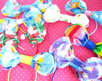 Matching Bow Headband for your apron
