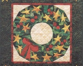 Christmas Wreath Pattern by The Designer's Workshop