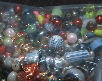 CLEARANCE DESTASH SALE 1 lb destash of all sorts NoT JuSt BeAdS free shipping