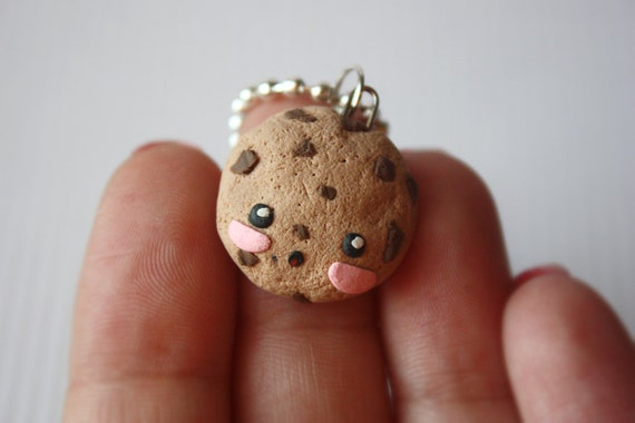 Kawaii Cookie Necklace