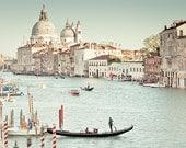 "Venice photography, Venice art print, large photography, travel photography - ""The Light In Venice"""