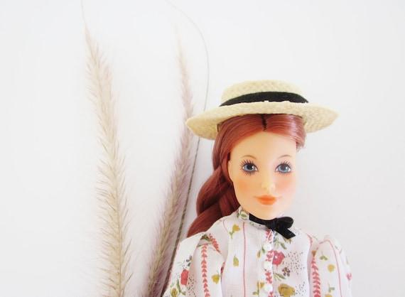 Vintage Jody Doll Ideal 1970s Barbie Doll Prairie Autumn Fall Harvest